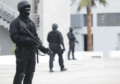 risques terroristes maroc