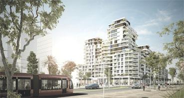 Cgi parie sur un positionnement green pour casablanca l for Appartement design casablanca