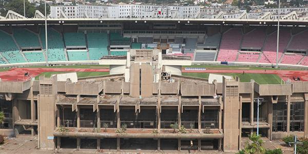 Casablanca appel d offres pour le complexe mohammed v for Complexe mohamed 5 piscine