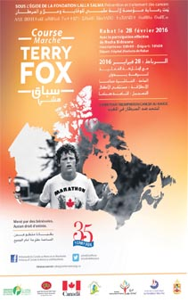 article sur terry fox