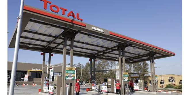 Total Maroc lance la 1re station-service au concept Mobility