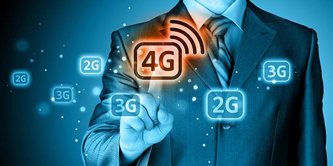 Internet : Boom du parc 4G