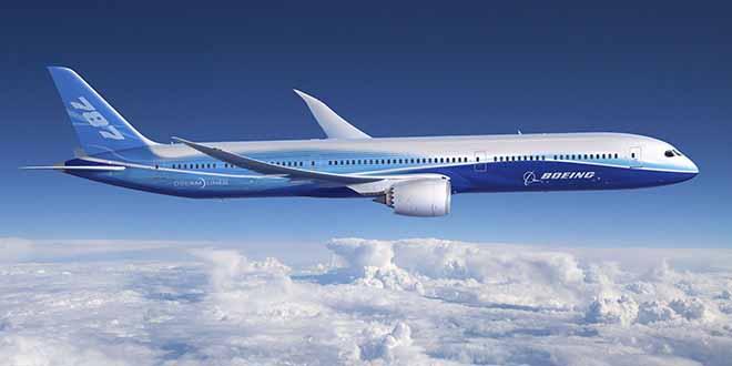 Boeing: commande de Dreamliners par Royal Air Maroc
