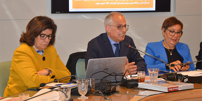 Planification urbaine : Abdelahad Fassi Fihri fait le point