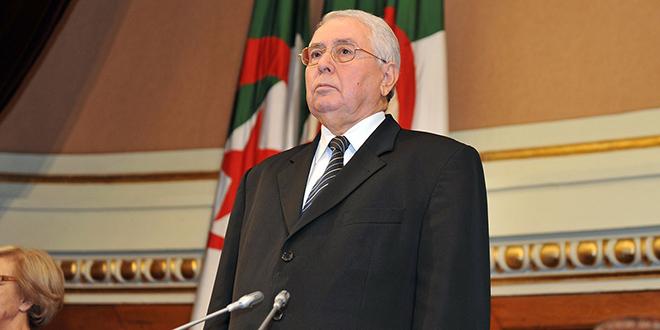 Algérie : Bensalah président par intérim