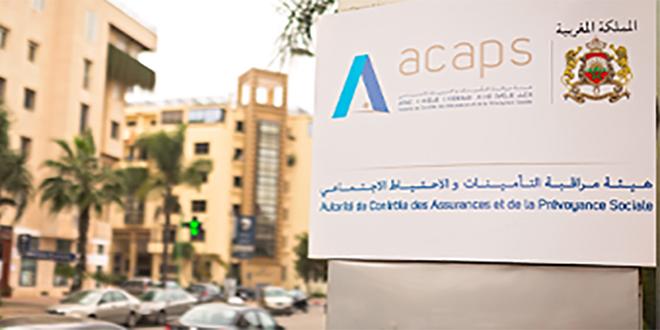 L'ACAPS forme des contrôleurs d'assurance africains