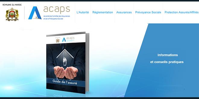 Assurances : L'ACAPS digitalise les réclamations