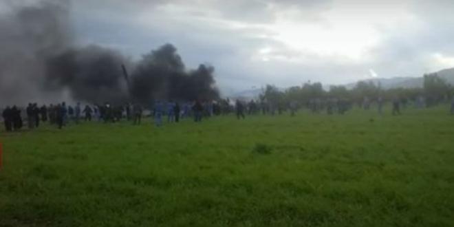 Crash en Algérie : Le bilan provisoire
