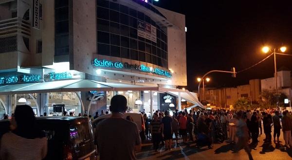 Fès : Un véhicule a foncé sur la terrasse d'un café