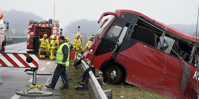 France : La mortalité routière au plus bas