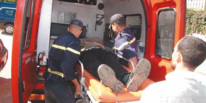 Accident mortel à Tanger