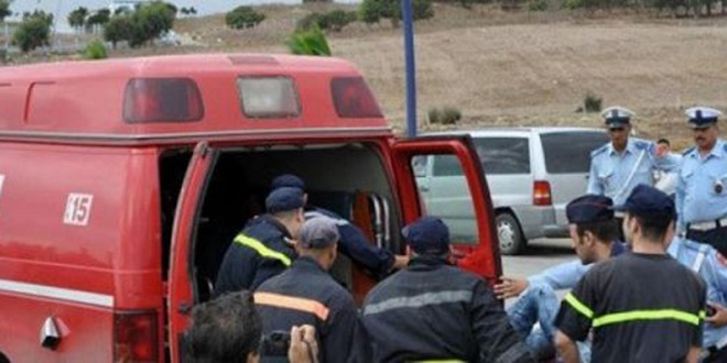 Agadir: 12 morts dans un accident
