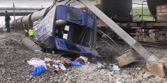 Accident ferroviaire de Tanger : Le Roi demande une enquête