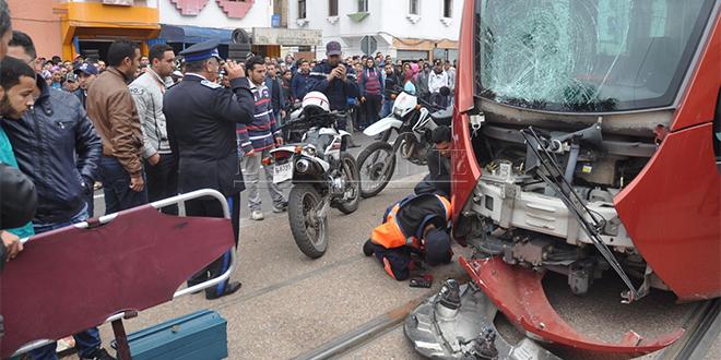 Tramway : Encore un accident mortel