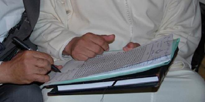 Foncier : Les adouls réclament une protection juridique