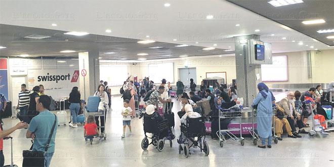 Grève des bagagistes à l'aéroport Mohammed V: L'ONDA rassure