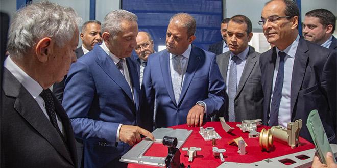 Aéronautique: Deux nouveaux sites inaugurés