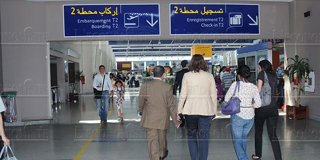 Aéroport Mohammed 5 : Les travaux du T1 bientôt achevés