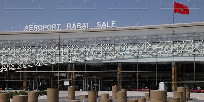 La BAD contribuera au financement de l'extension de l'aéroport Rabat-Salé