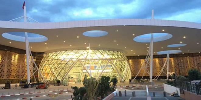 Aéroports: Hausse exceptionnelle pour Marrakech-Menara