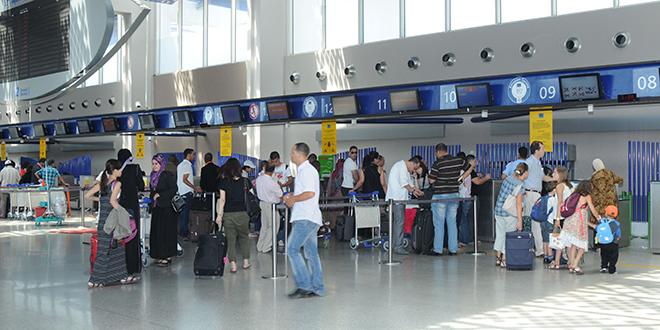 Aéroports : Le trafic bondit de 26% en juin
