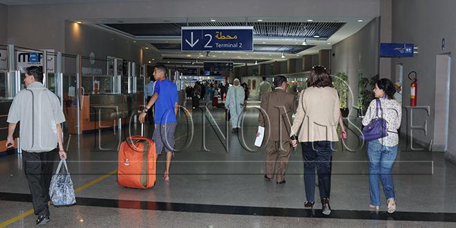 ONDA : trafic aérien en hausse