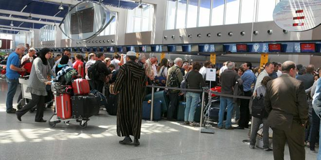 Aéroports : Le trafic poursuit sa belle croissance