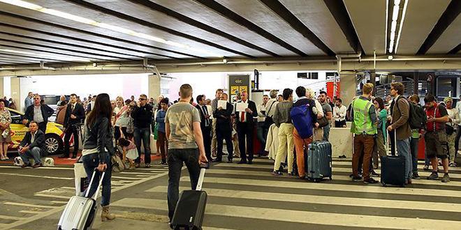 La Belgique va surveiller tours les voyageurs