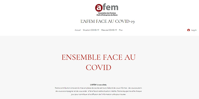 COVID19: L'AFEM soutient ses membres