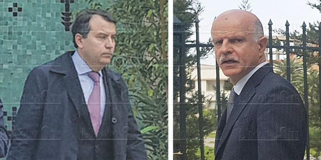 Alami et Ghannam condamnés à un an de prison ferme