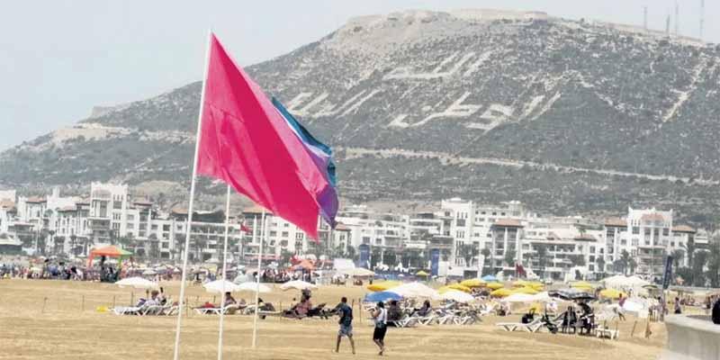 Tourisme : Près d'un million de nuitées à Agadir