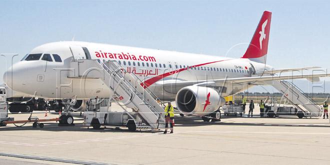 Tanger : Air Arabia augmente les fréquences vers Marrakech