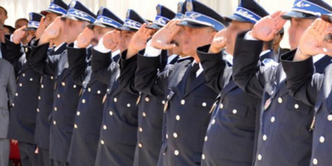 De nouveaux agents d'autorité à Casablanca