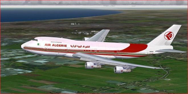 Perturbations des vols d'Air Algérie vers la France