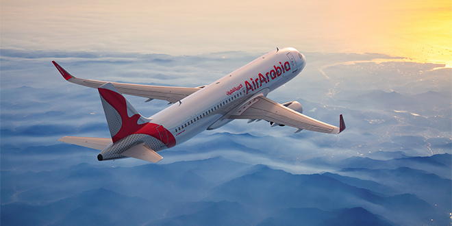 Air Arabia renforce ses agences