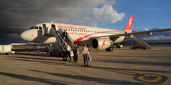 Diapo/ Aérien : Pour 250 DH, Fès connectée à Agadir, Tanger et Errachidia