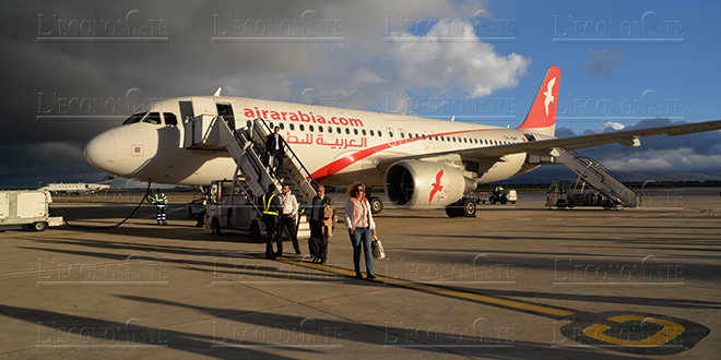 Tanger : Air Arabia renforce son service de navette