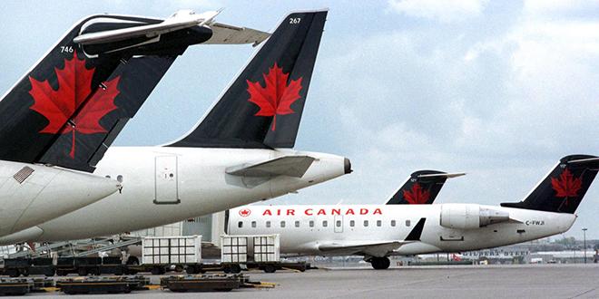 Covid-19 : Air Canada met à pied plus de 16 000 employés