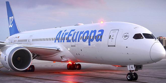 Remboursement Air Europa