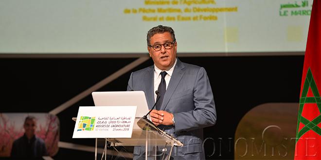 DIAPO/ Assises de l'agriculture : Le PMV, un modèle pour l'Afrique