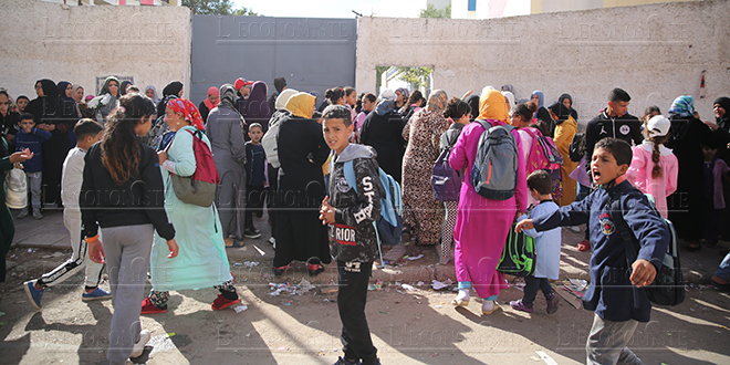 Horaires scolaires: Des sit-in dans les écoles primaires aussi