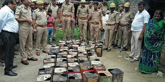 Inde : L'alcool frelaté provoque une hécatombe