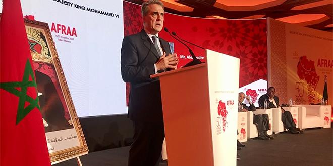 Aérien : L'IATA déplore le coût pour les compagnies en Afrique