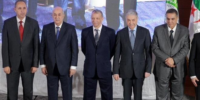 Algérie: La campagne pour la présidentielle démarre