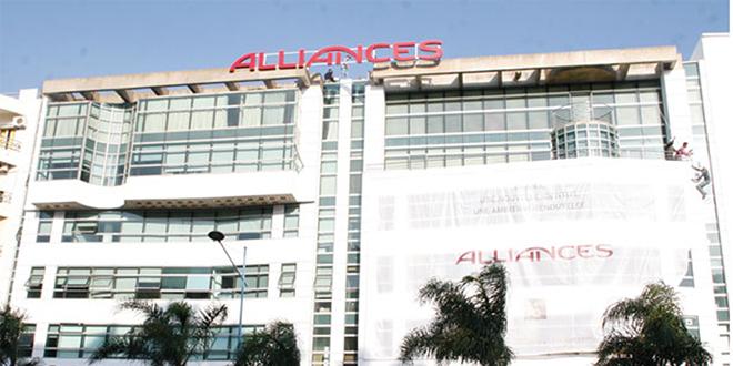 Alliances: Le C.A. progresse, pas le bénéfice