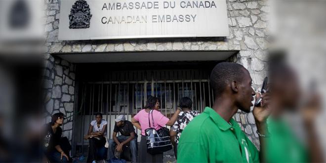 Canada ferme son ambassade en Haïti