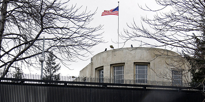 Turquie : Menace sur l'ambassade US