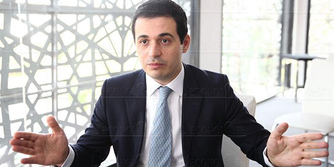 Amine Guennoun nommé DG du groupe Saham