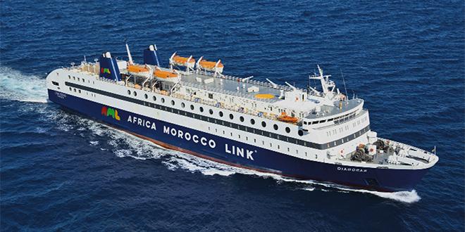 TangerMed : Un nouveau bateau pour AML