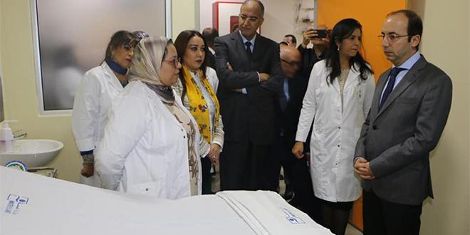 Casablanca : Nouvelle maternité à l'hôpital de Hay Hassani